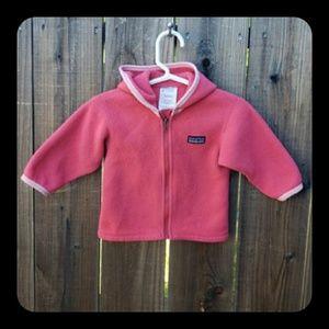 Baby Patagonia sweater